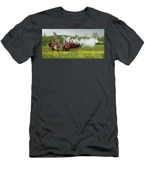 Culloden Loyalists Men's T-Shirt (Athletic Fit)
