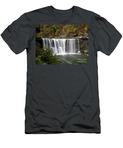 Cumberland Falls H Men's T-Shirt (Athletic Fit)