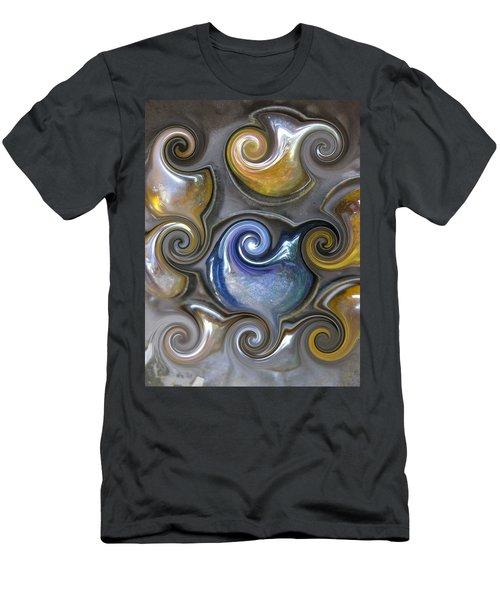 Curlicue II Men's T-Shirt (Athletic Fit)