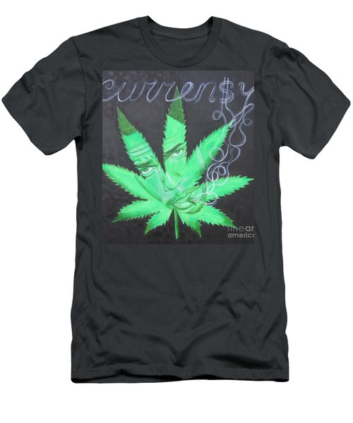 Currensy Men's T-Shirt (Athletic Fit)