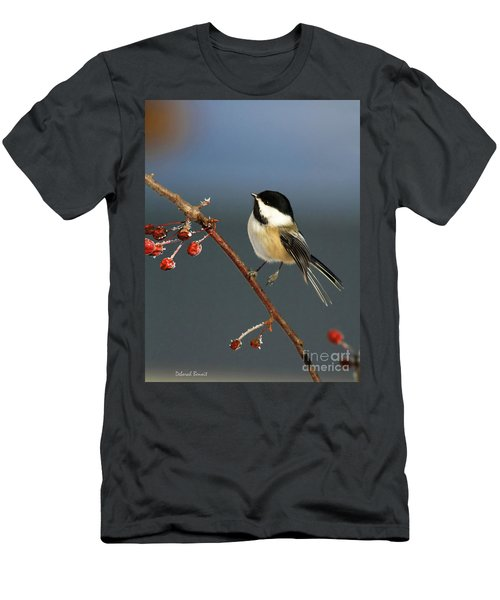 Cutest Of Cute Men's T-Shirt (Slim Fit) by Deborah Benoit