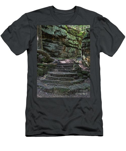 Cuyahoga Valley National Park Men's T-Shirt (Athletic Fit)