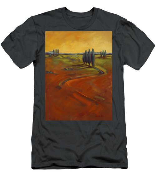 Cypress Hills 3 Men's T-Shirt (Athletic Fit)
