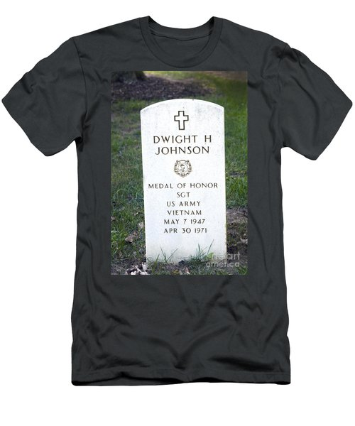 D. H. Johnson - Medal Of Honor Men's T-Shirt (Athletic Fit)