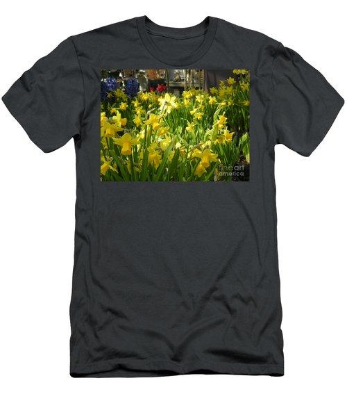 Daffidoils Men's T-Shirt (Athletic Fit)