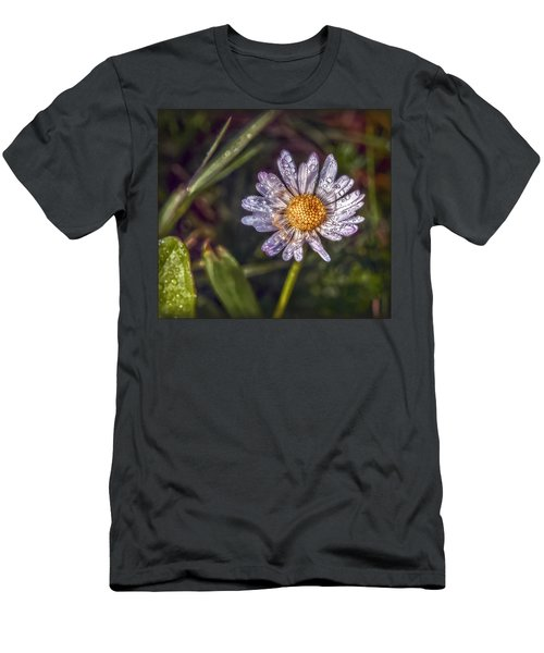 Daisy Men's T-Shirt (Slim Fit) by Hanny Heim