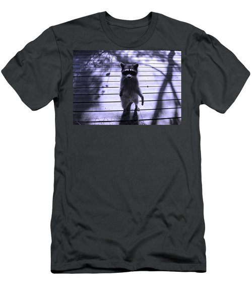 Dancing In The Moonlight Men's T-Shirt (Slim Fit) by Kym Backland