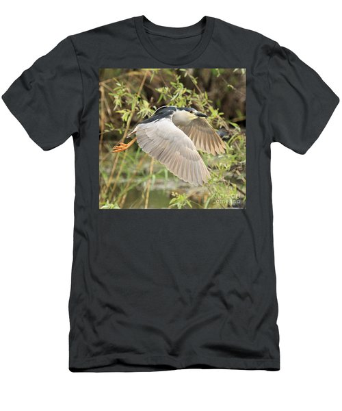 Dancing Through The Trees Men's T-Shirt (Athletic Fit)