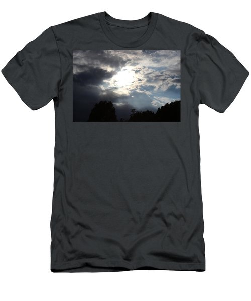Dark And Light Men's T-Shirt (Athletic Fit)