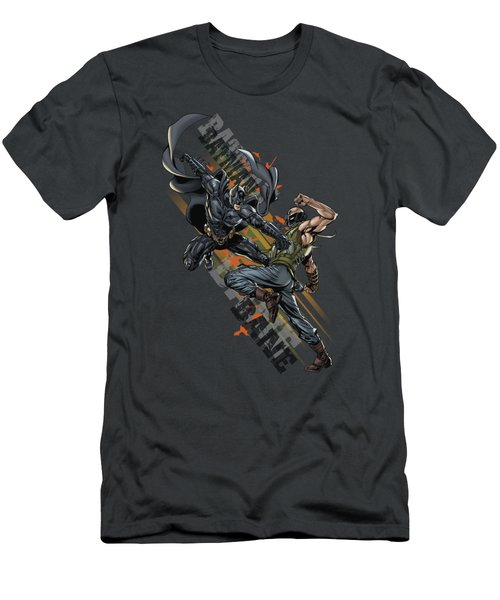 Dark Knight Rises - Attack Men's T-Shirt (Athletic Fit)