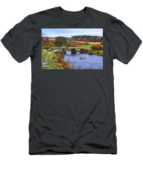 Dartmoor - Postbridge Men's T-Shirt (Athletic Fit)