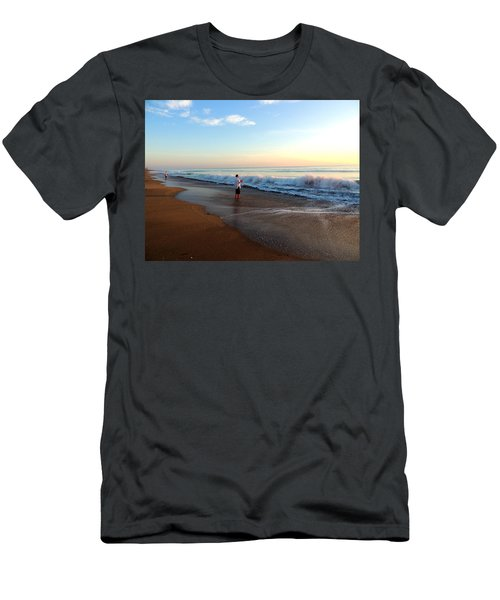 Dawning Of A New Day Men's T-Shirt (Athletic Fit)