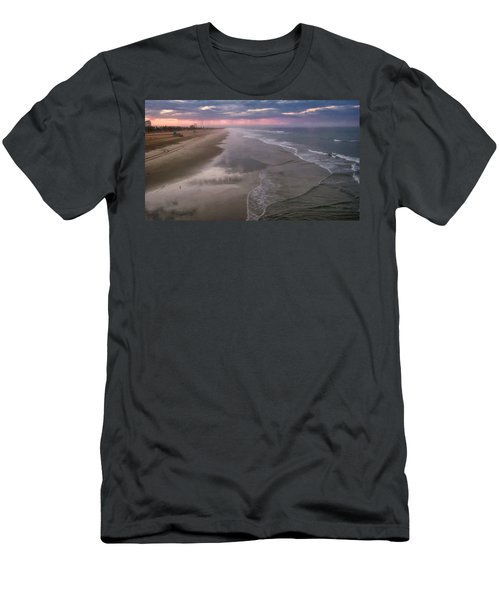 Daybreak Men's T-Shirt (Slim Fit) by Tammy Espino