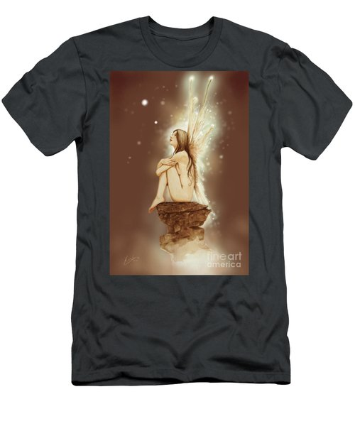 Daydreaming Faerie Men's T-Shirt (Athletic Fit)