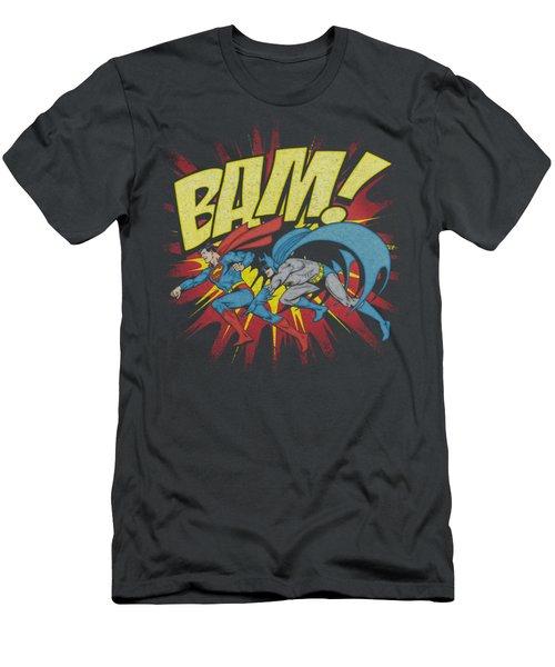 Dc - Bam Men's T-Shirt (Athletic Fit)
