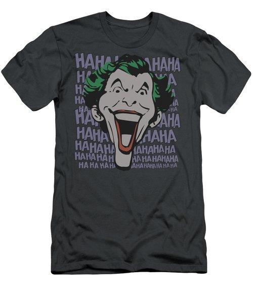 Dc - Dastardly Merriment Men's T-Shirt (Athletic Fit)