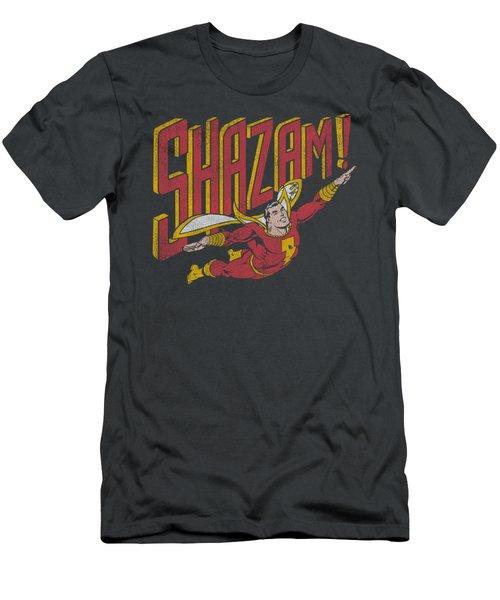 Dc - Retro Marvel Men's T-Shirt (Athletic Fit)