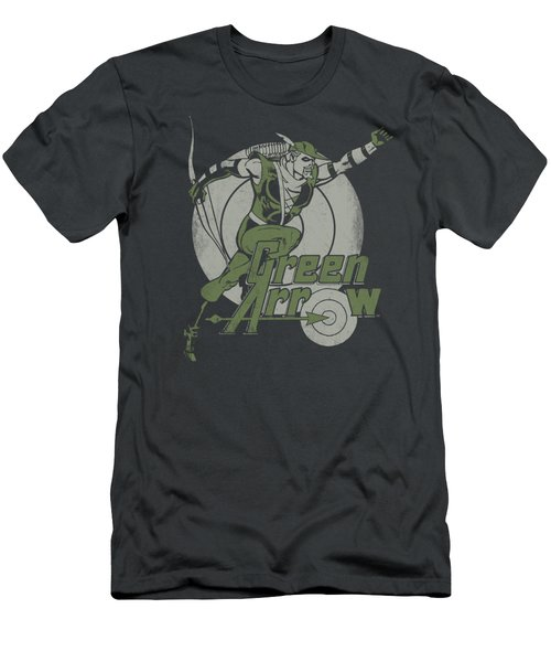 Dc - Right On Target Men's T-Shirt (Athletic Fit)