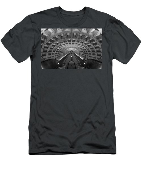 D.c. Subway Men's T-Shirt (Athletic Fit)