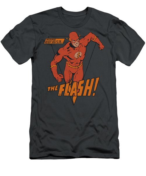 Dc - Whirlwind Men's T-Shirt (Athletic Fit)