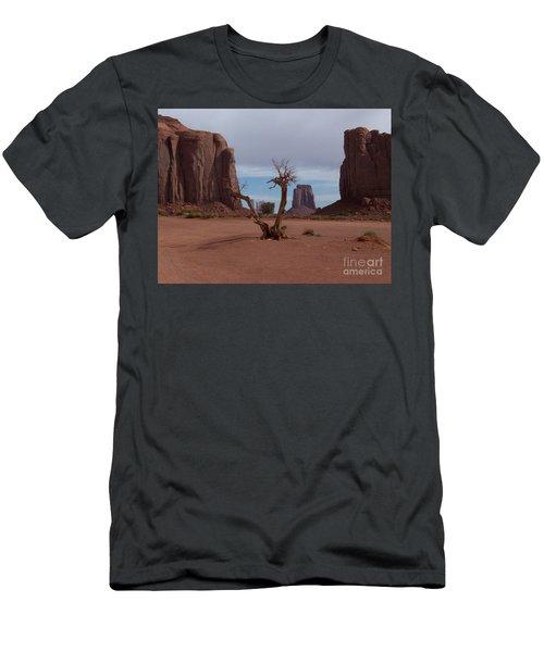 Dead-wood Men's T-Shirt (Athletic Fit)
