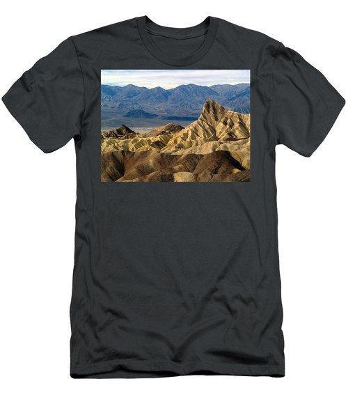 Death Valley Np Zabriskie Point 11 Men's T-Shirt (Athletic Fit)