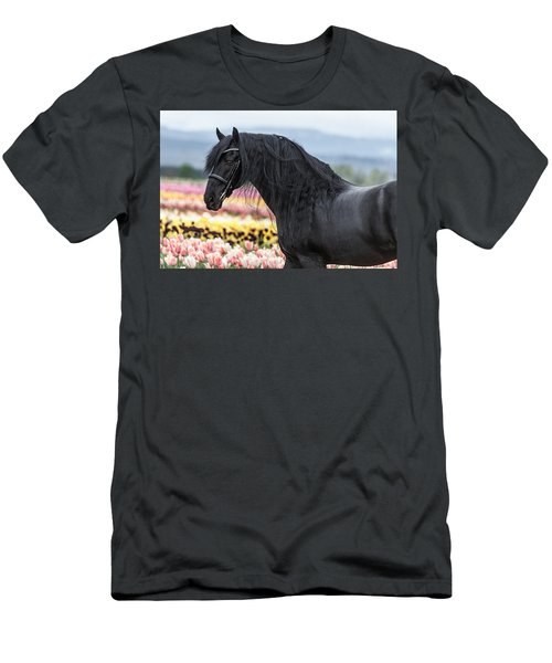 Deep In The Fields Men's T-Shirt (Athletic Fit)