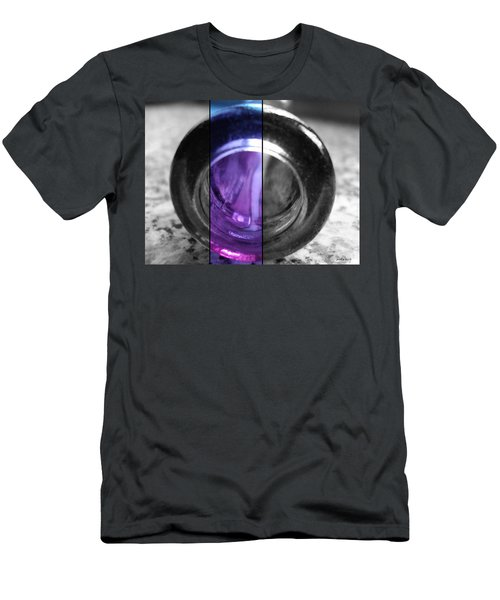 Men's T-Shirt (Slim Fit) featuring the photograph Deep Thoughts Part Three by Sir Josef - Social Critic - ART
