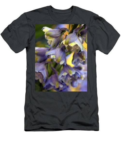 Delphinium Blue Men's T-Shirt (Athletic Fit)