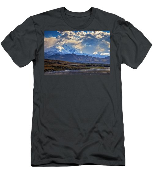 Denali Foothills Men's T-Shirt (Athletic Fit)