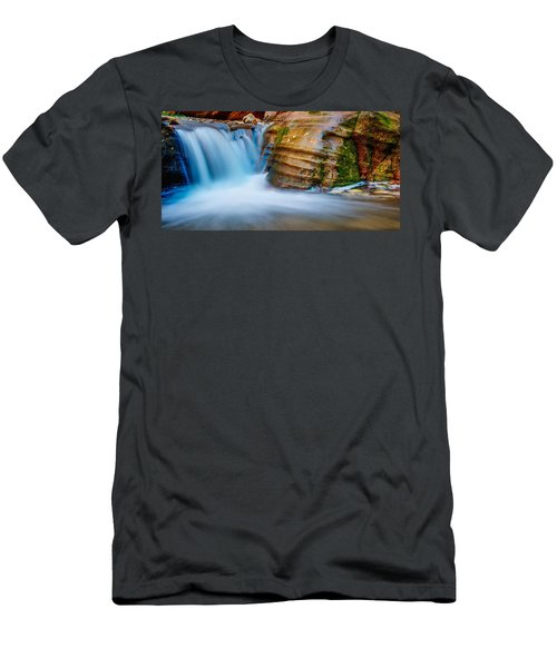 Desert Oasis Men's T-Shirt (Athletic Fit)