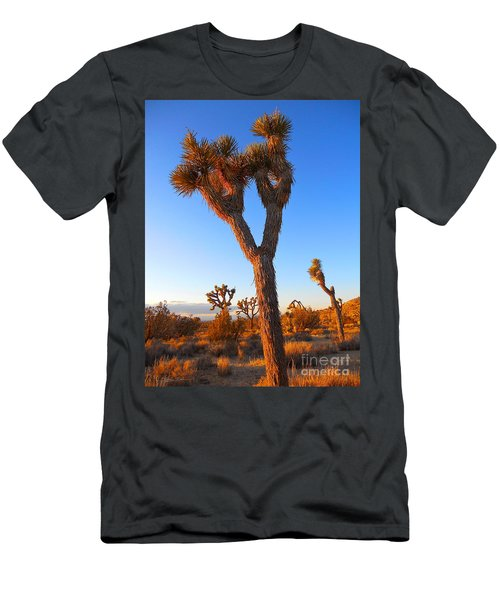 Desert Poet Men's T-Shirt (Athletic Fit)