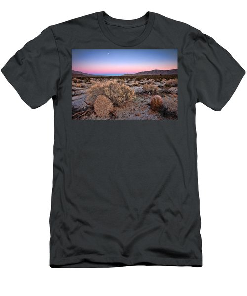 Desert Twilight Men's T-Shirt (Athletic Fit)