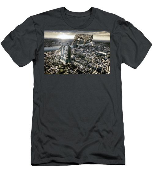Detroit Men's T-Shirt (Athletic Fit)