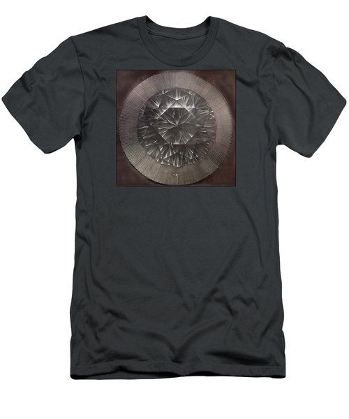 Men's T-Shirt (Athletic Fit) featuring the painting . by James Lanigan Thompson MFA