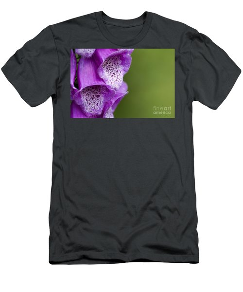 Digitalis Abstract Men's T-Shirt (Athletic Fit)