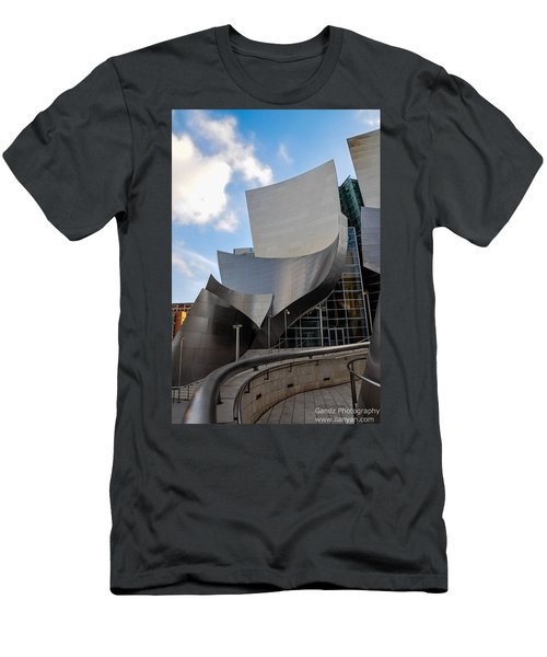 Disney Hall Men's T-Shirt (Athletic Fit)