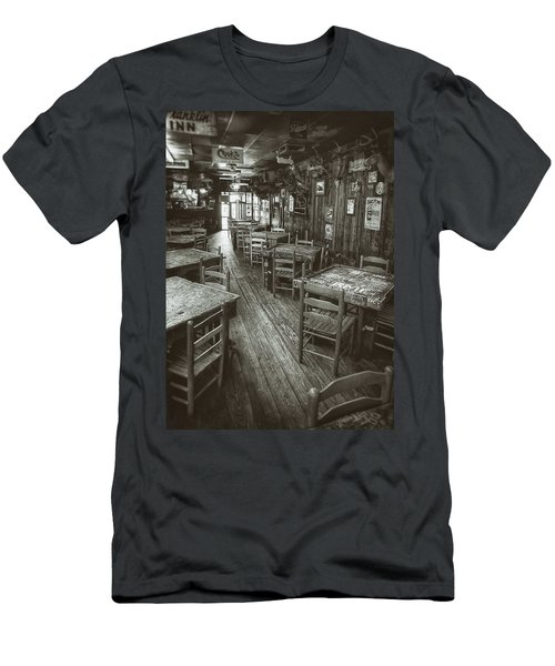 Dixie Chicken Interior Men's T-Shirt (Athletic Fit)