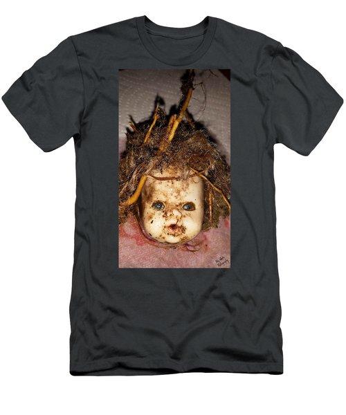 Doll Head Men's T-Shirt (Athletic Fit)