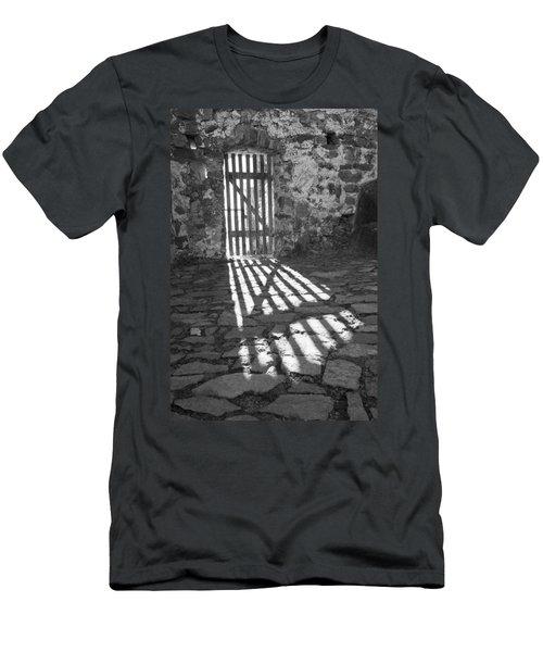 Door In The Sun Men's T-Shirt (Athletic Fit)