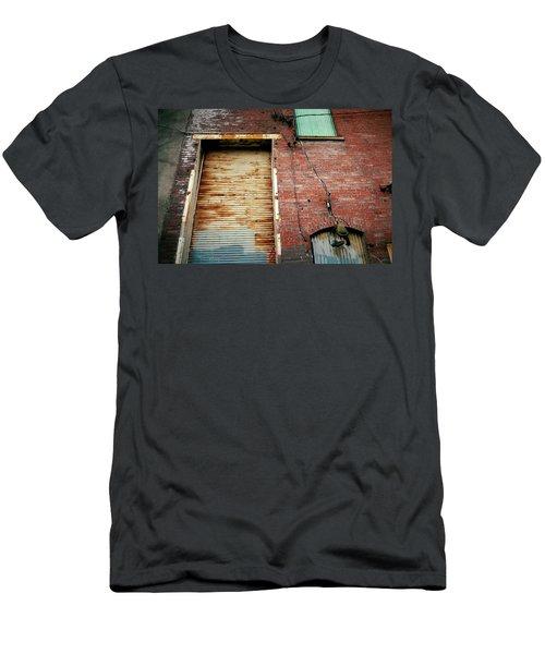 Door Number One Men's T-Shirt (Athletic Fit)