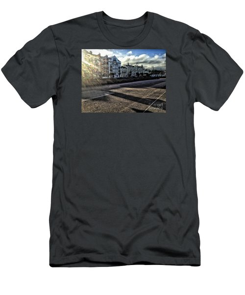 Men's T-Shirt (Athletic Fit) featuring the photograph Douglas Sunset by Beauty For God