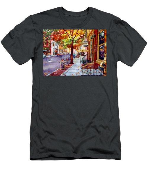 Downtime Men's T-Shirt (Athletic Fit)