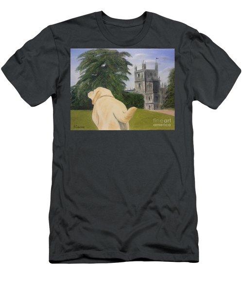 Downton Abbey Men's T-Shirt (Athletic Fit)