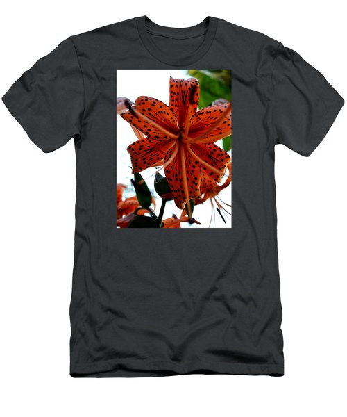 Dragon Flower Men's T-Shirt (Athletic Fit)