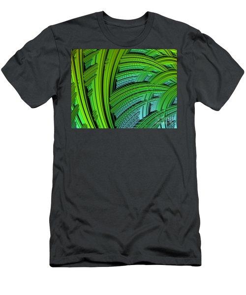 Dragon Skin Men's T-Shirt (Athletic Fit)
