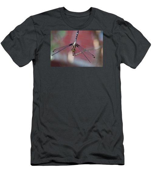 Dragonfly 2 Men's T-Shirt (Slim Fit) by Mark Alder