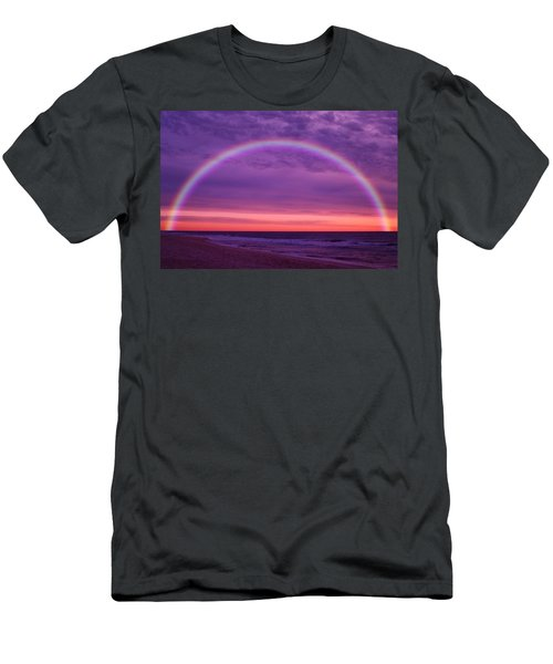 Dream Along The Ocean Men's T-Shirt (Athletic Fit)
