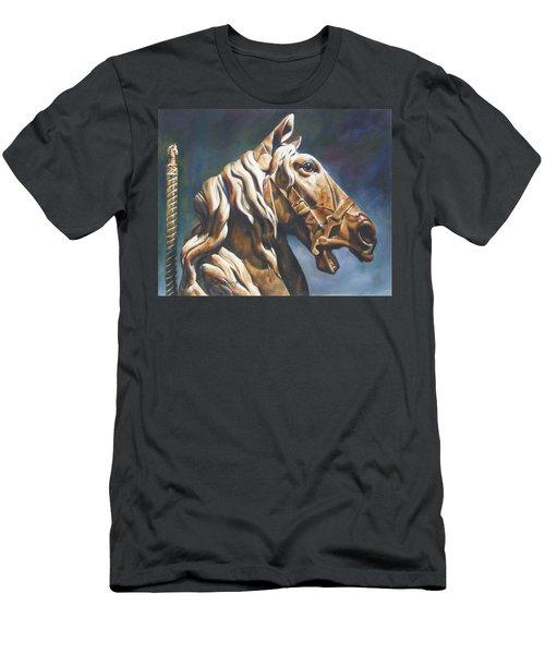Dream Racer Men's T-Shirt (Slim Fit) by Lori Brackett