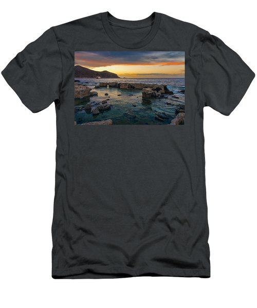Dreaming Sunset Men's T-Shirt (Athletic Fit)